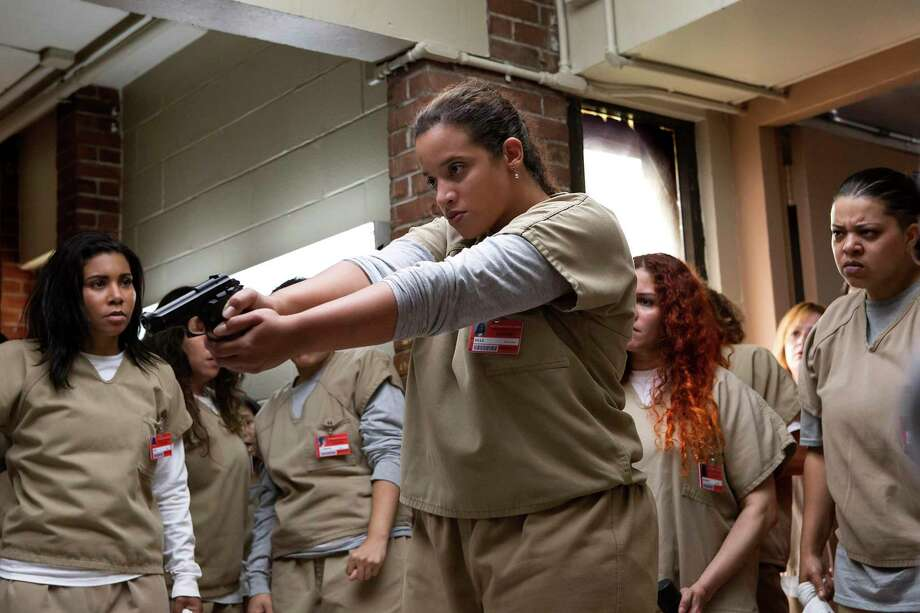 'Orange is the New Black' unveils season five trailer