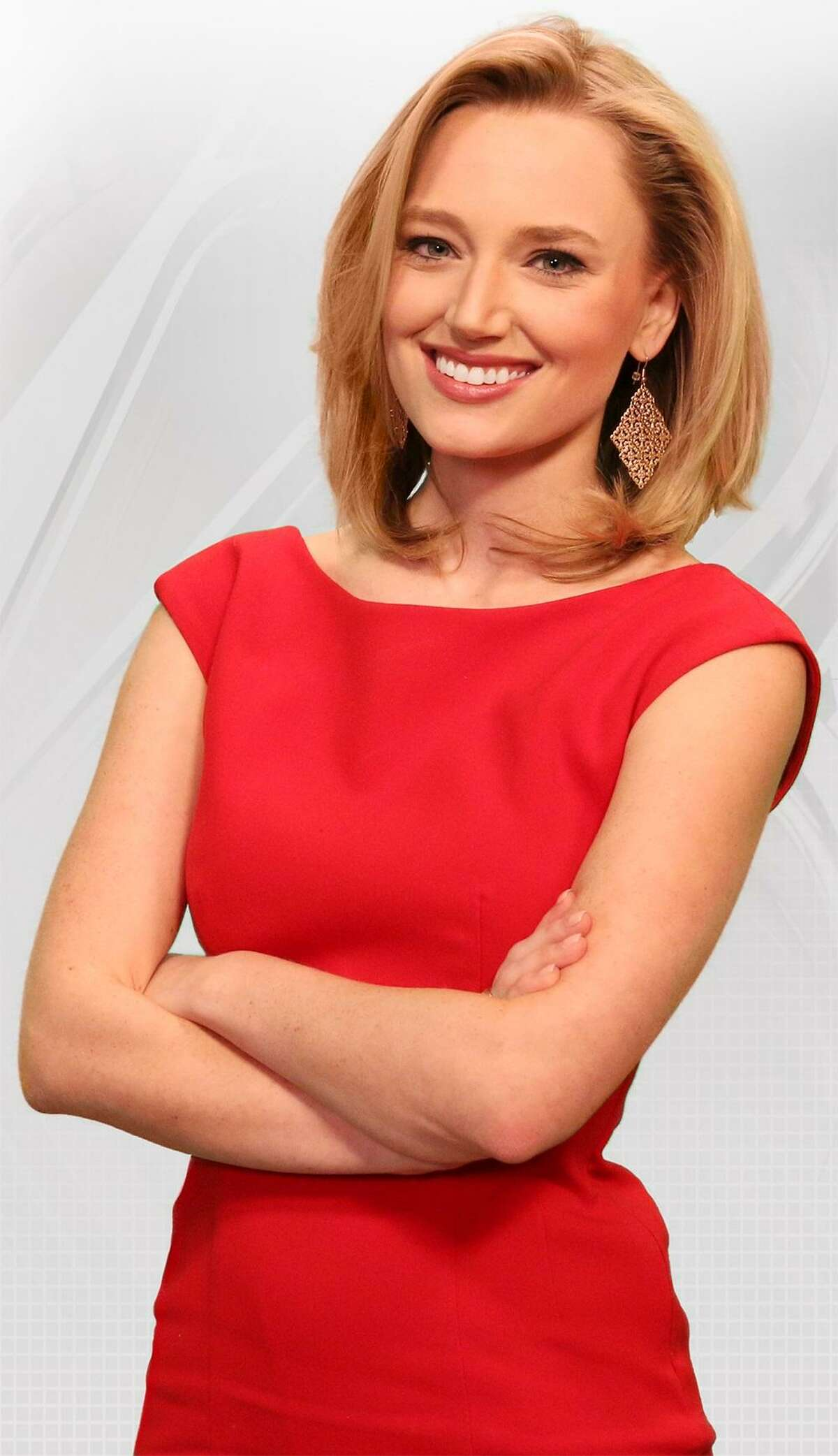 Clark High grad and degreed meteorologist Sarah Spivey joined KSAT's weekend morning team in 2017.