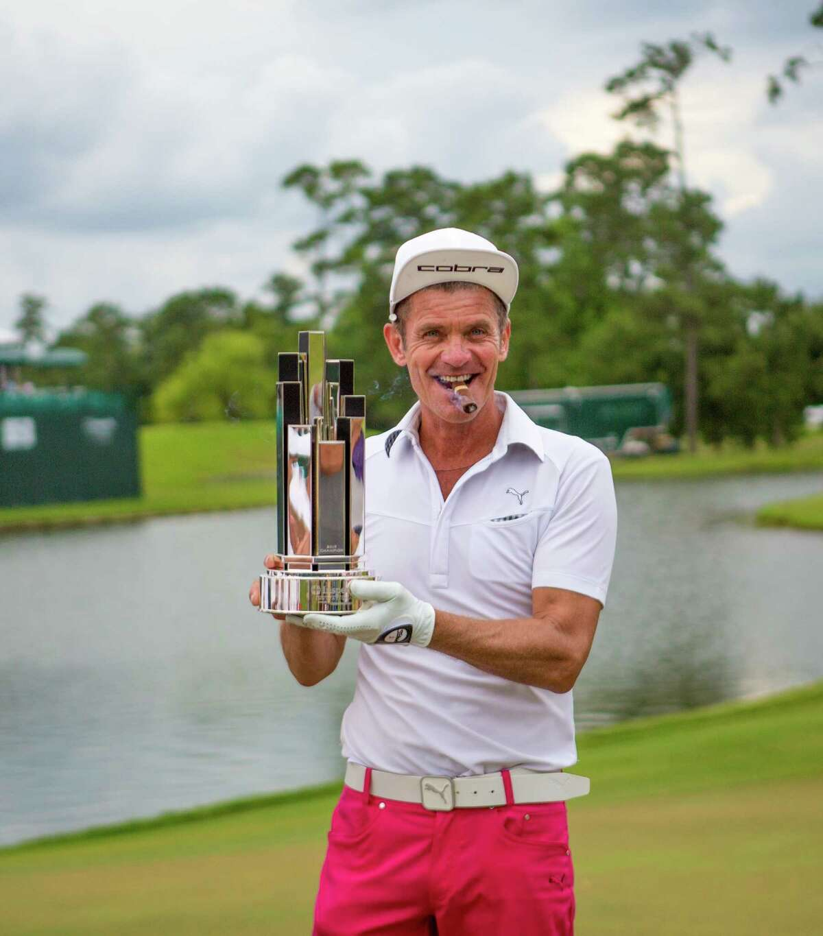 Jesper Parnevik The defending Insperity champion was the only player last year to post three rounds in the 60s, good for a 4-shot win and his first on the Champions Tour. His previous win was the 2001 Honda Classic on the PGA Tour. Finished second in the British Open in 1994 and tied for second at the Open in 1997. From 2000-01 he spent 38 weeks in the top 10 of the World Golf Rankings.