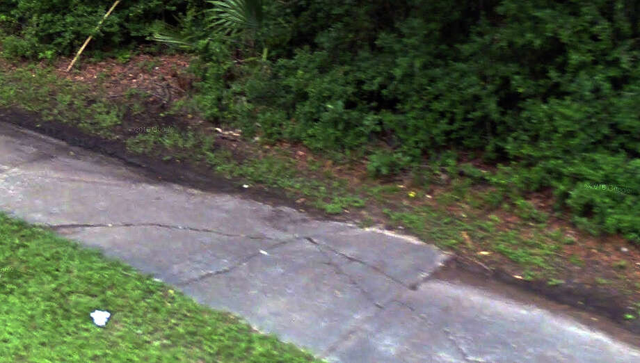 The sidewalk on the north side of Kingwood Drive on the south border of the Kingwood High School campus boundary will undergo rehabilitation this summer, while a new sidewalk will be constructed on thesouth side of Kingwood Drive running from Lake Kingwood Trail to Oak Street. Photo: Courtesy Of Google