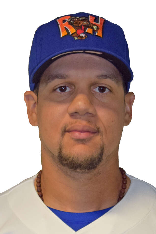 RockHounds' infielder Viosergy Rosa.  Photo: MRT