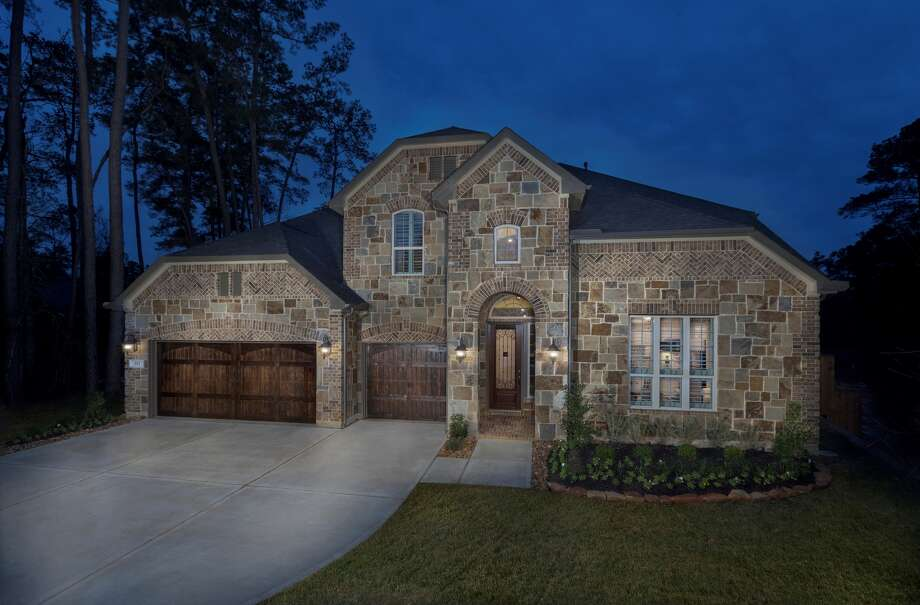 Lennar to build in the groves houston chronicle for Cost to build a house in houston