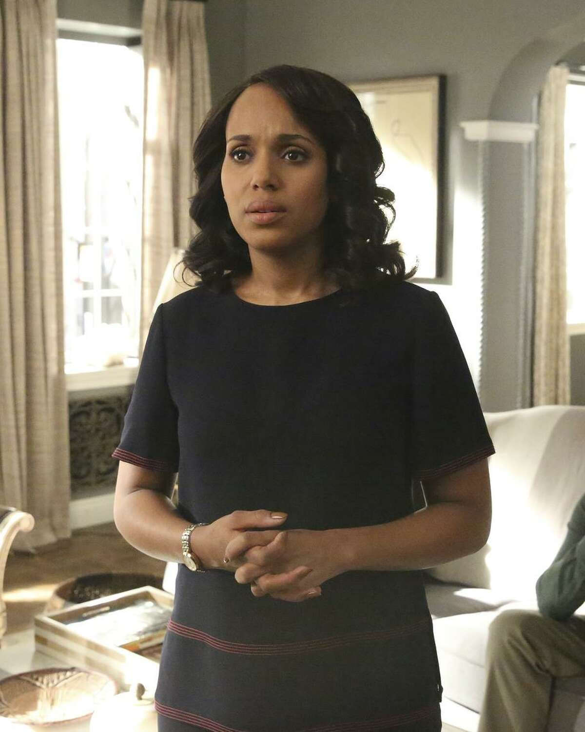 """The 100th episode of """"Scandal"""" will look at how things could have turned out differently for Kerry Washington's Olivia."""