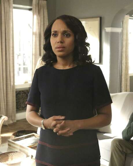 """The 100th episode of """"Scandal"""" will look at how things could have turned out differently for Kerry Washington's Olivia. Photo: Mitch Haaseth / Mitch Haaseth / ABC / © 2017 American Broadcasting Companies, Inc. All rights reserved."""