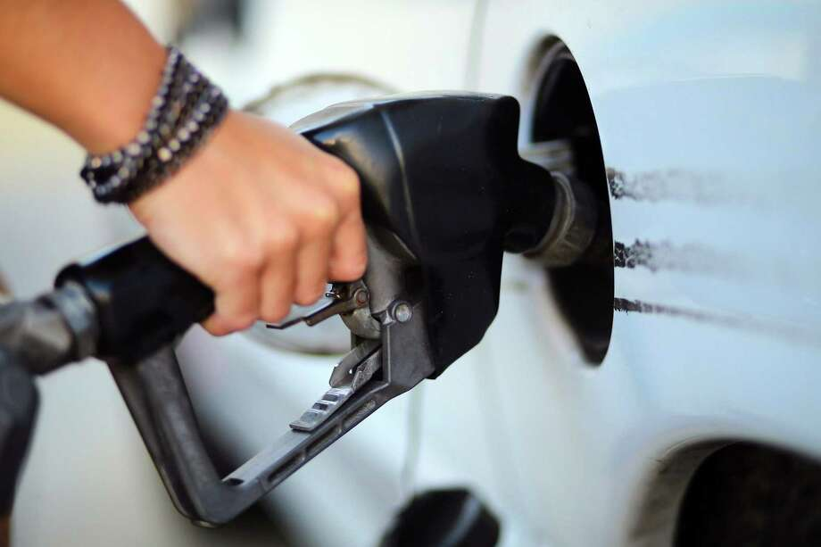 The Energy Information Administration forecasts that retail gas will cost an average of $2.46 a gallon from April through September, up from $2.23 a gallon over the summer of 2016. Photo: Getty Images File Photo / 2013 Getty Images