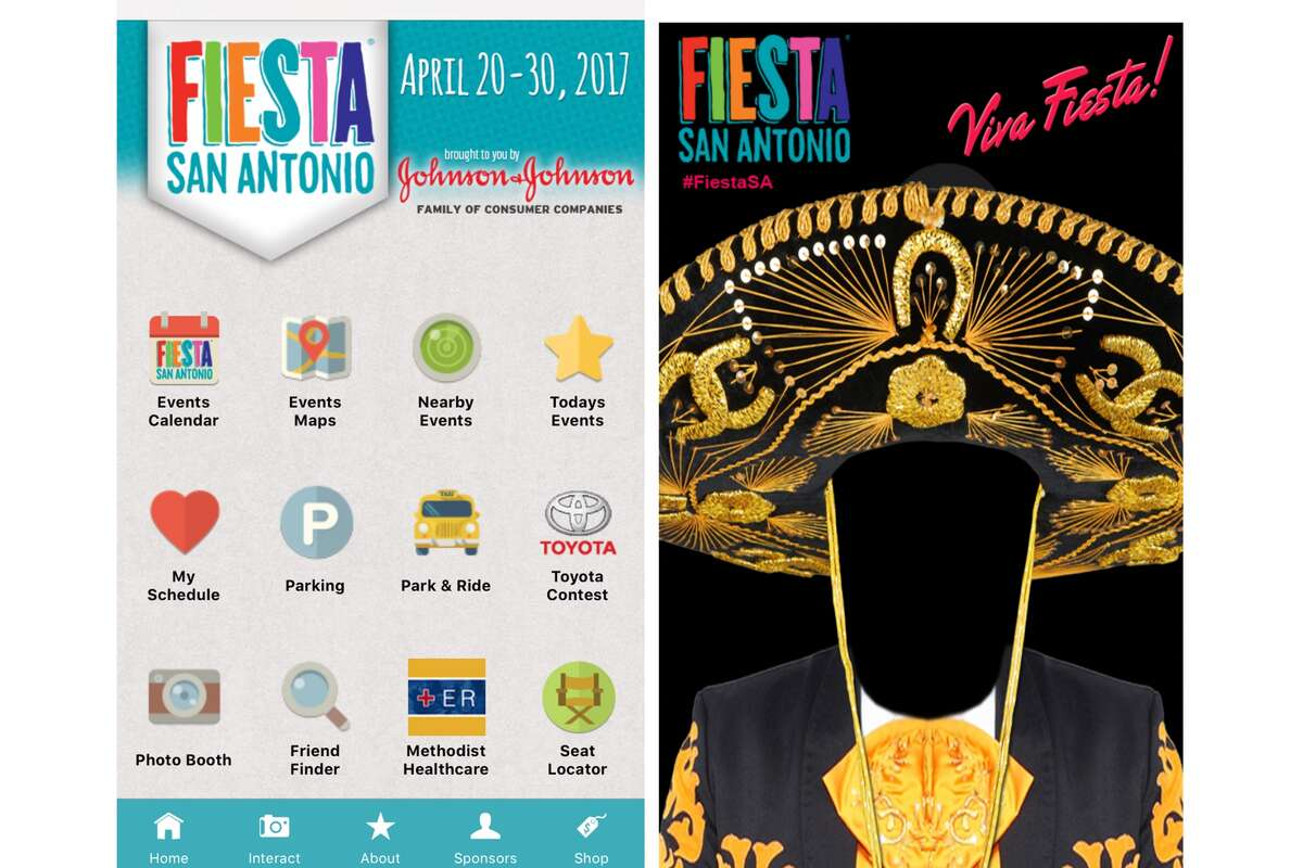 Use the app The Fiesta Commission has created a free app outfitted with such nifty features as schedules, a friend locator and interactive maps, including a parking guide complete with rates.