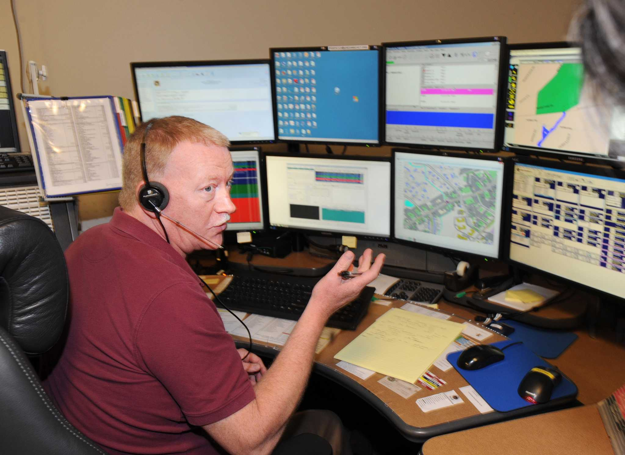 Greenwich Promotes Awareness Of Its 911 Dispatchers