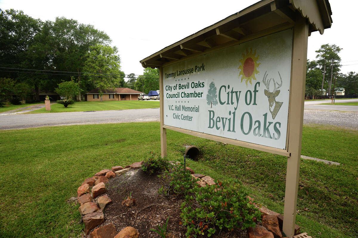 Residents of Bevil Oaks are circulating a petition asking the Beaumont Independent School District to detach students from BISD zoning. The petition is one of several in a decades long attempt from the small community to have their children attend Hardin-Jefferson Independent School District. Photo taken Tuesday, April 11, 2017 Guiseppe Barranco/The Enterprise