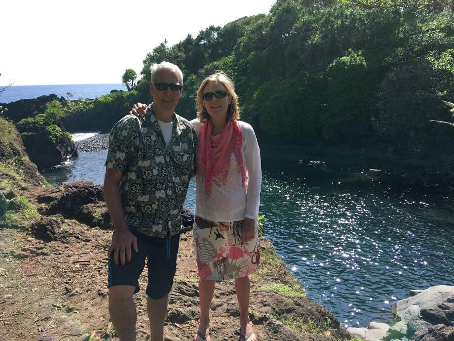 A San Francisco couple contracted rat lungworm disease, a parasitic infection of the brain, during a stay in Hawaii.