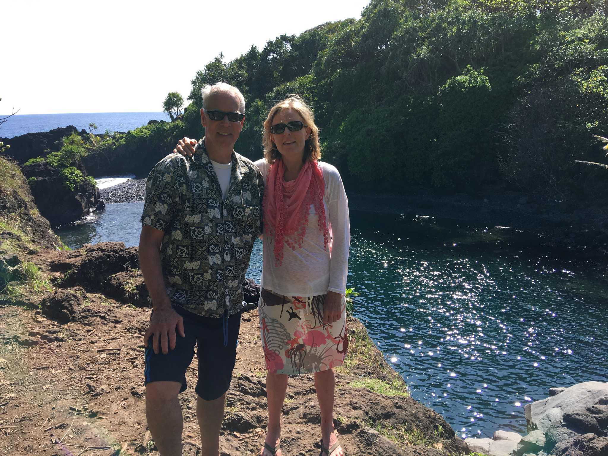 SF couple contract brain-invading parasite on Hawaiian honeymoon - SFGate