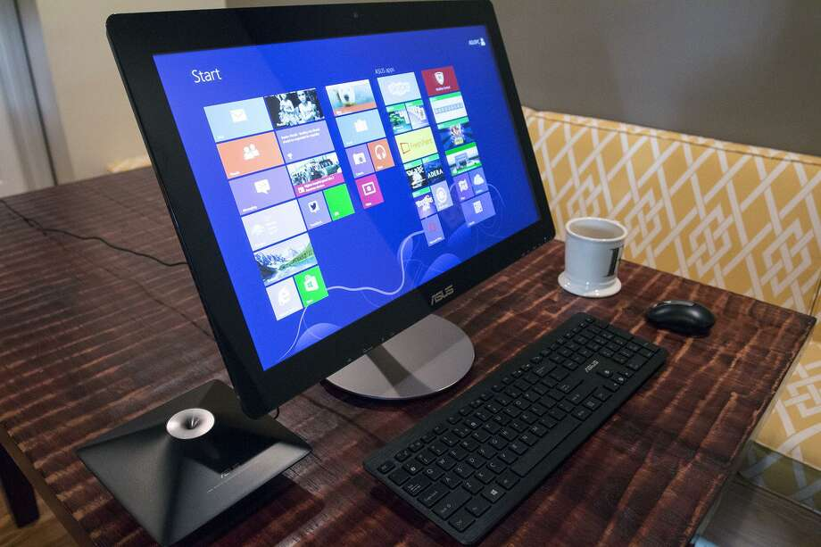 The long-suffering personal computer market may be finally recovering from the damage inflicted by the shift to smartphones and tablets. Photo: Associated Press File Photo / Copyright 2017 The Associated Press. All rights reserved.
