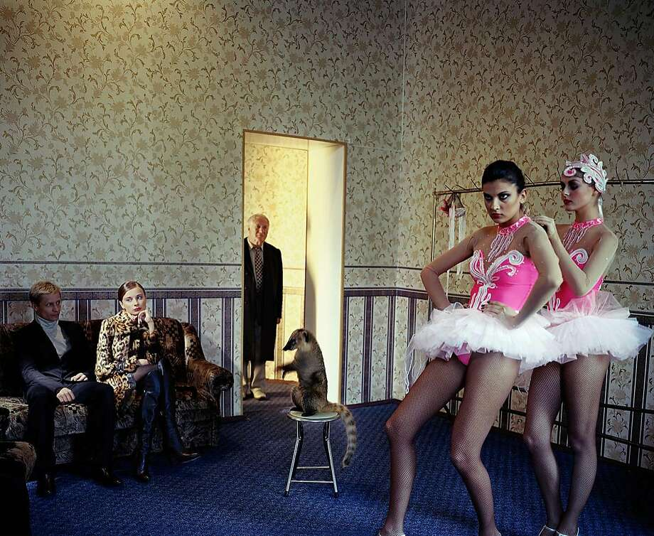 "Larry Sultan's ""Belarus 2"" (2006). Photo: Courtesy Casemore Kirkeby"