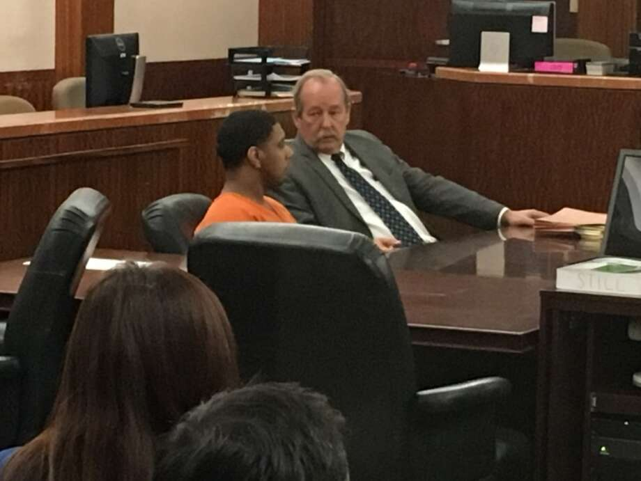 James Tinsley IV, 23, was sentenced to life in prison without parole after being convicted of capital murder in 2015. Photo: Brian Rogers