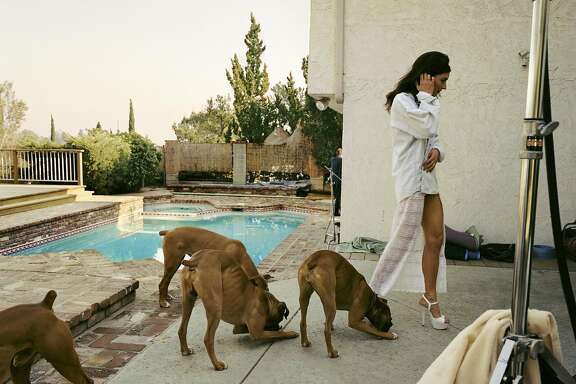 "Larry Sultan, ""Boxers, Mission Hills,"" from the series ""The Valley"" (1999)"