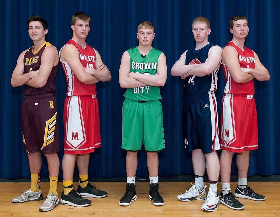 All-Thumb Boys Basketball 2017 Photo: KG Photography