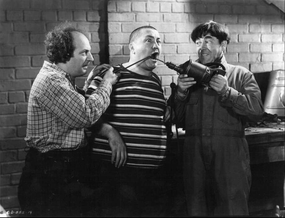 (GANNETT PHOTO NETWORK) The Three Stooges. (GNS Photo) Photo: Gannett Photo Network / USAT