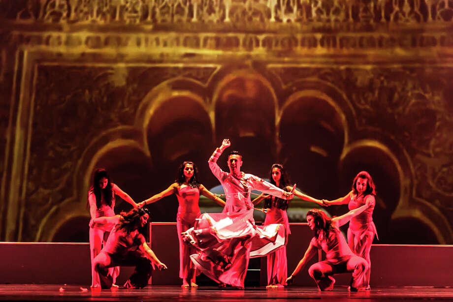 """""""Houston's Got Bollywood: The Red Carpet"""" comes to Miller Outdoor Theatre on Saturday. Photo: India House"""
