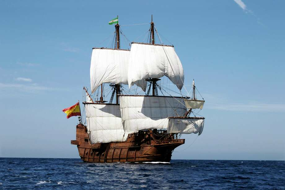 Take a tour of El Galeon and tall ship Elissa in Galveston. Photo: EL GALEON & Tall Ship ELISSA Craft Beer Tasting
