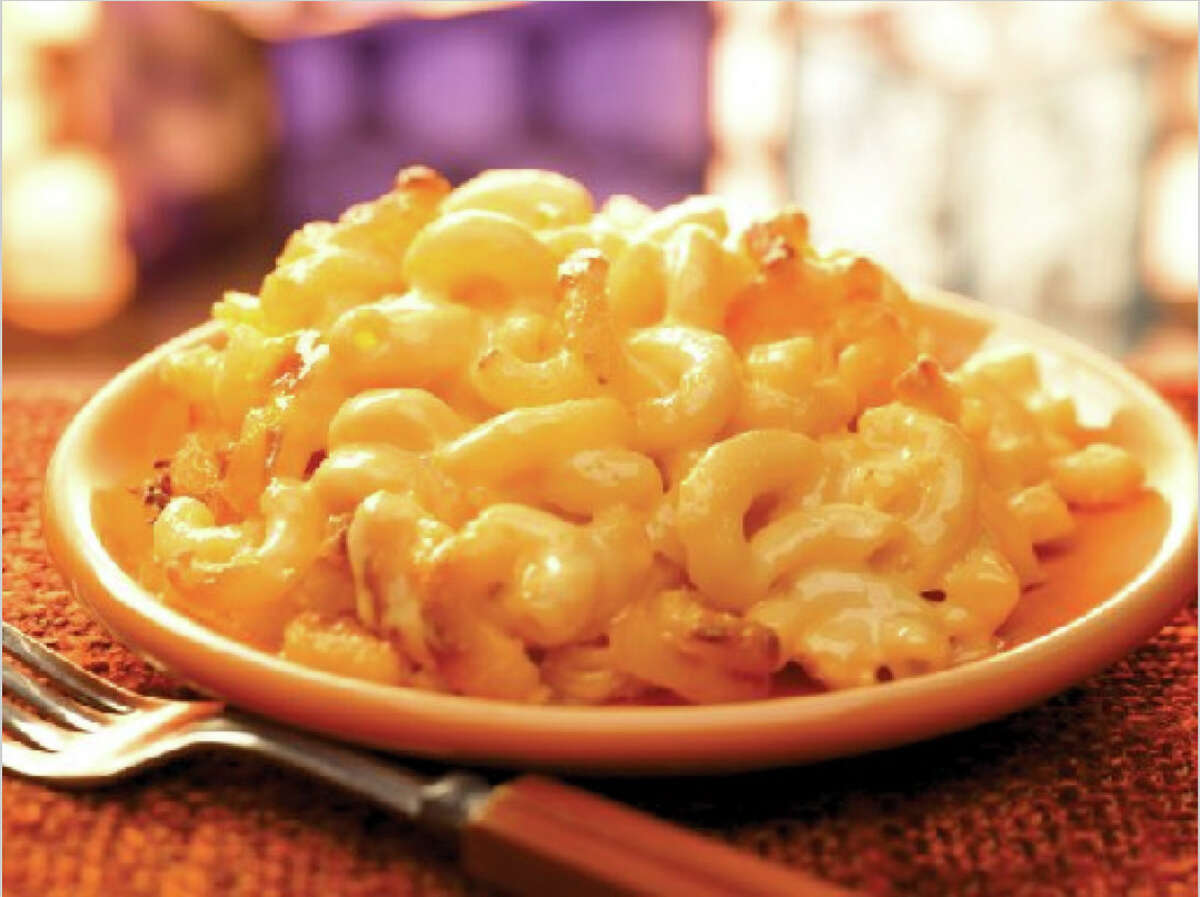 Luby's macaroni and cheese baths  If we can find a way to sell this to Instagram celebrities as a hot new beauty trick we might be on the right track. The calcium in the cheese invigorates your pores.