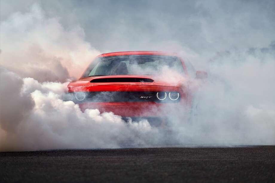 2018 Dodge Challenger SRT Demon Photo: FCA US LLC