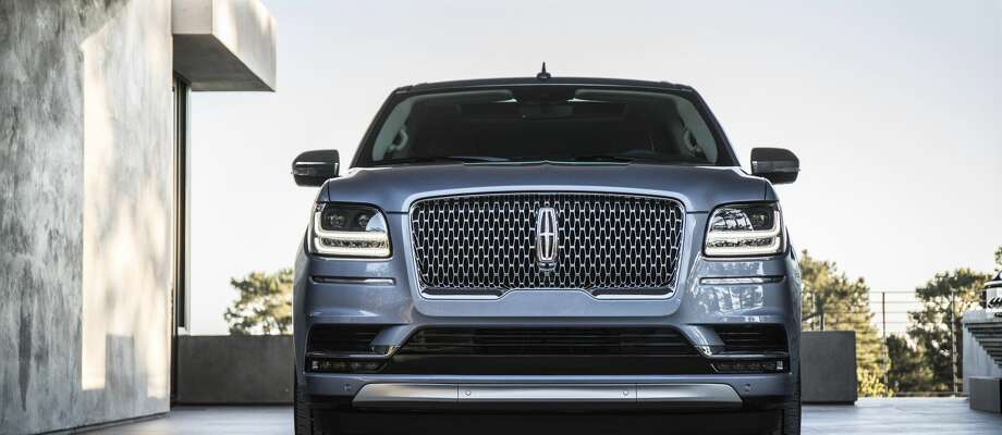 2018 Lincoln Navigator Photo: Lincoln