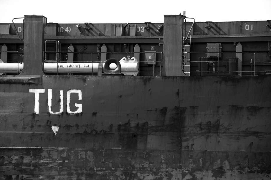 """Tug"" could be the name of a Berlinesque discotheque. Photo: Geneva Vest"
