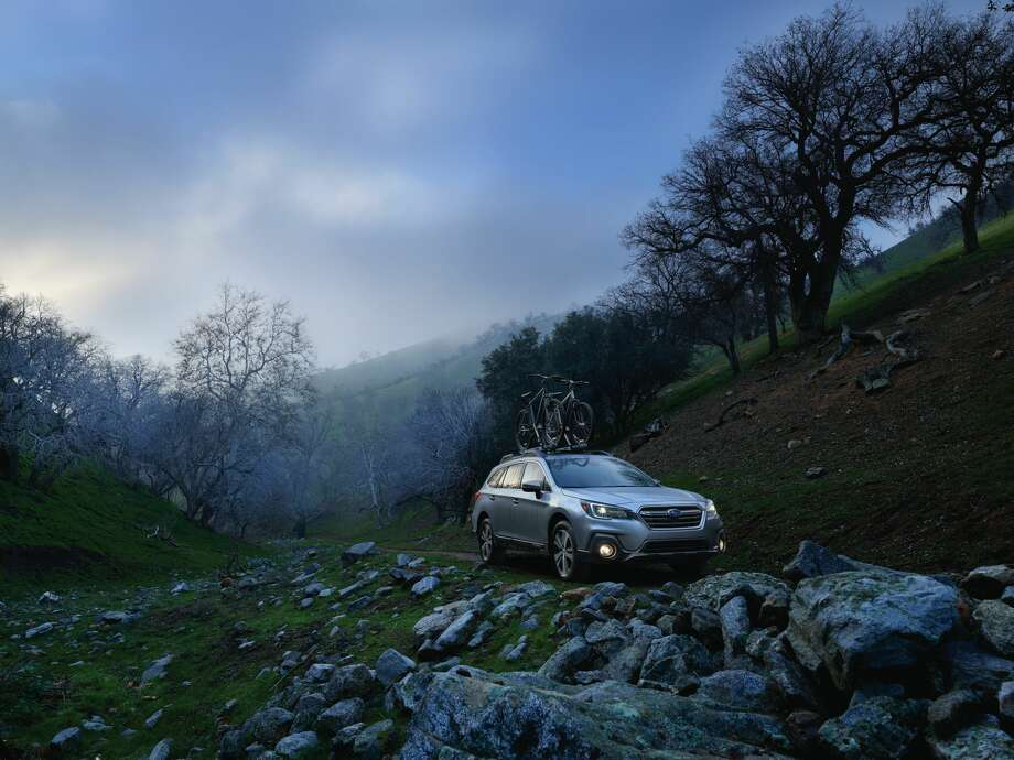 The 2018 Subaru Outback. Photo: Subaru