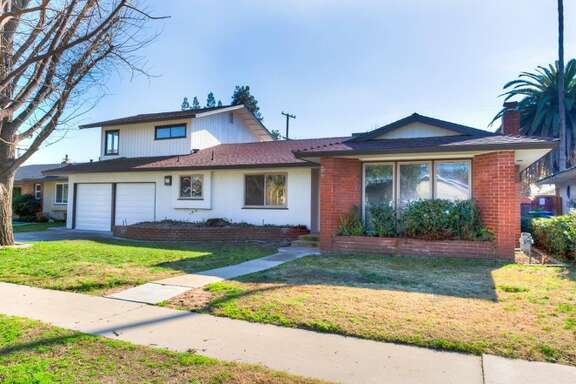 This four-bedroom, two-bathroom ranch home at  2992 E. Garland Ave. , in Fresno, Calif., is on the market for $269,000. Listing agent:  Maria Rosario Garcia of Better Homes & Gardens
