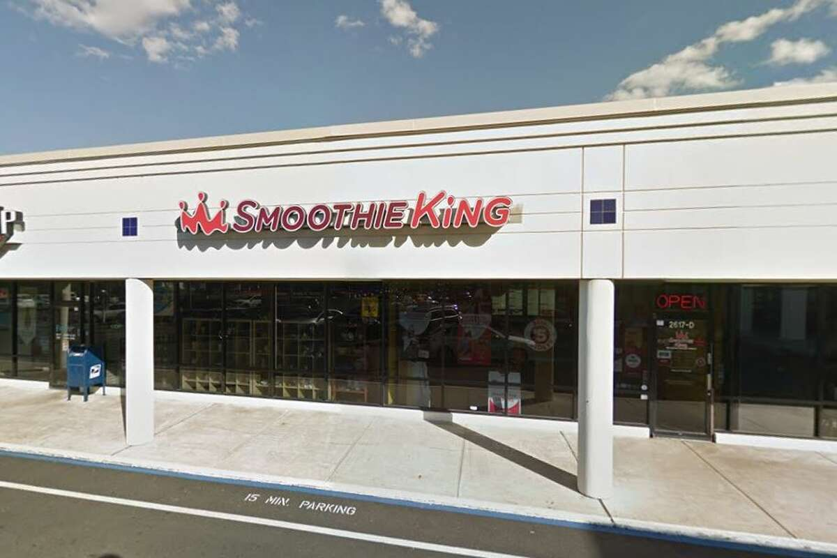 Smoothie King 2617 W Holcombe Ste. D Houston, TX 77025 Demerits: 26 Inspection Highlights:Permit expired 2/23/17. Establishment given until the end of day to purchase a valid permit.