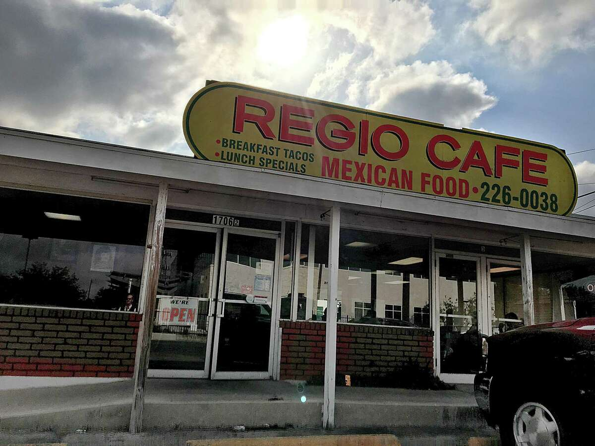 Regio Cafe Inc: 1706 McCullough Ave #2, San Antonio, TX 78212 Date: 06/28/2018 Score 74 Highlights: Inspector observed bare hands contact with ready-to-eat foods and employees were not following the proper hand wash procedure. Air ducts needed cleaning and filters changed. Food-contact surfaces needed cleaning; dirty knives were stored on magnet with clean knives. Foods were stored at improper temperature. Food was not properly cooled within two hours. Read-to-eat foods and raw foods were not protected from cross contamination. Stored foods were not properly dated.