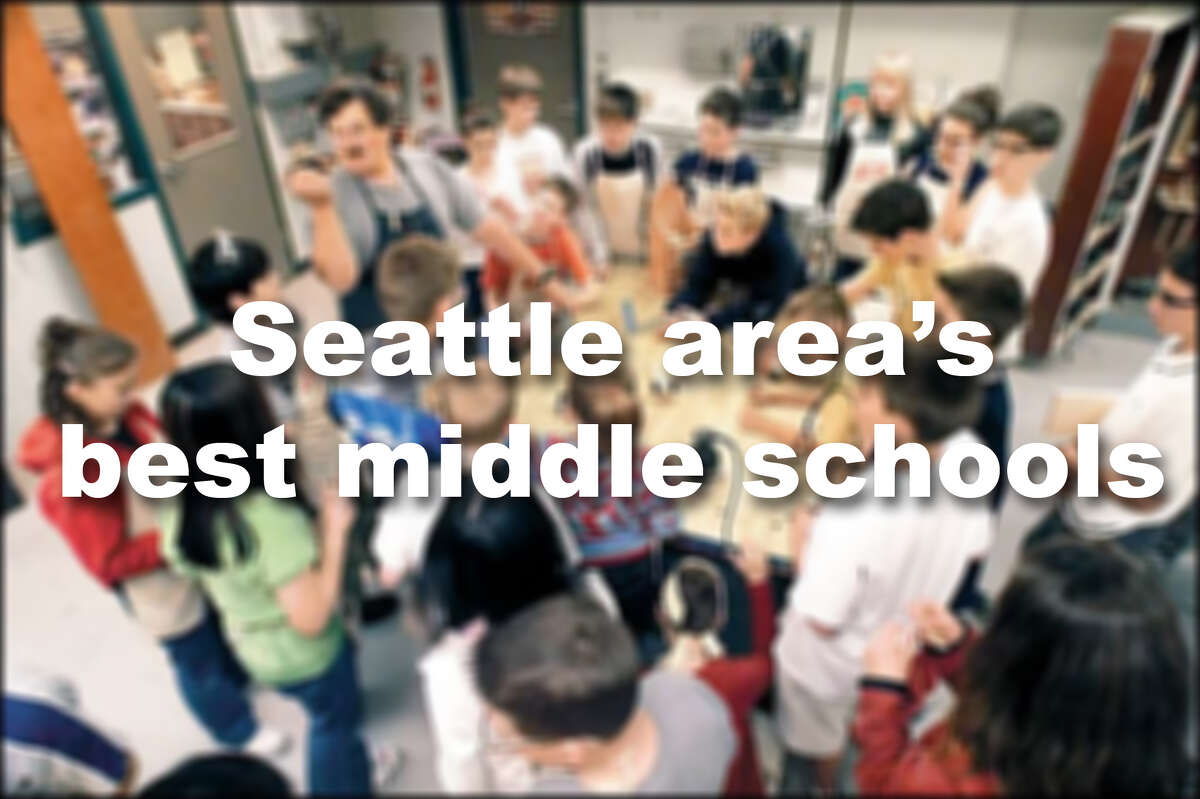 School-ranking site Niche weighs in on the Seattle metro area's finest middle schools. The 25 listed here are concentrated in an unsurprising part of the region. Check them out.