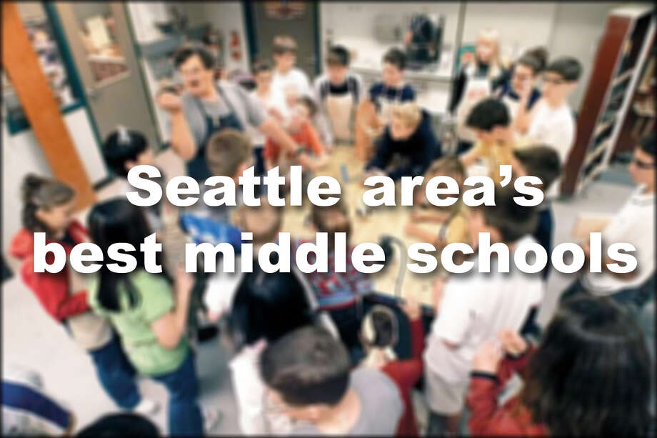 School-ranking site Niche weighs in on the Seattle metro area's finest middle schools. The 25 listed here are concentrated in an unsurprising part of the region. Check them out. Photo: Seattlepi.com File