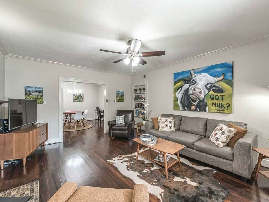 "Beginning May 1, Airbnb will collect Texas state occupancy taxes for listings such as the Montrose duplex pictured here. ""We hope to reach similar agreements with cities around Texas soon,"" Airbnb spokeswoman Laura Spanjian says. Photo: Mary DeChambres"