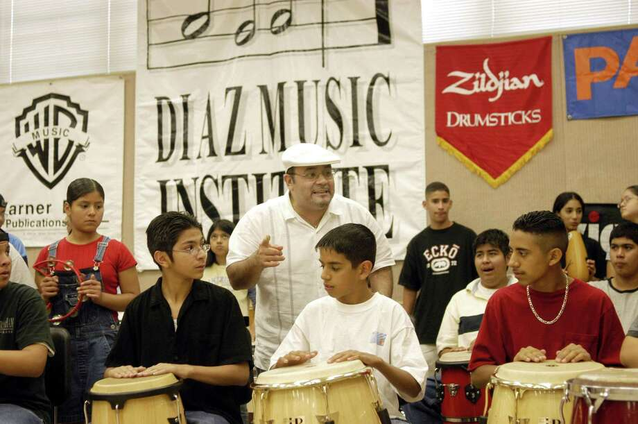 The grants distributed through the National Endowment for the Arts are relatively small. For example, Diaz Music Institute received $15,000 in 2016 to support the Latin Jazz/Afro Caribbean Summer Workshop and Concert Series, including workshops and concerts at several Houston area locations for at-risk elementary, middle, and high school students. (Special to the Chronicle) Photo: Dave Rossman, Freelance / freelance