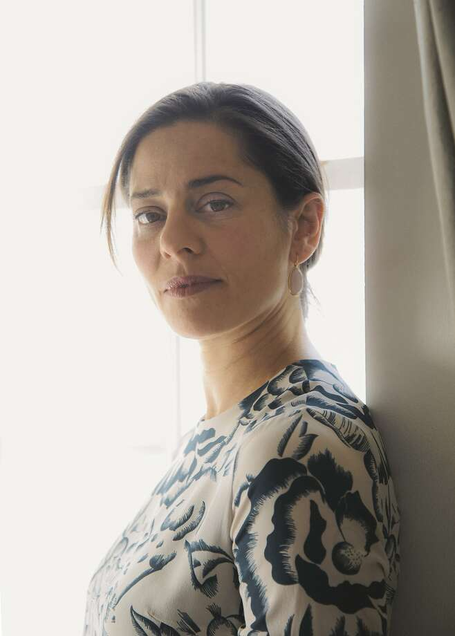 """Ariel Levy, author of """"The Rules Do Not Apply."""" Photo: NATHAN BAJAR, NYT"""