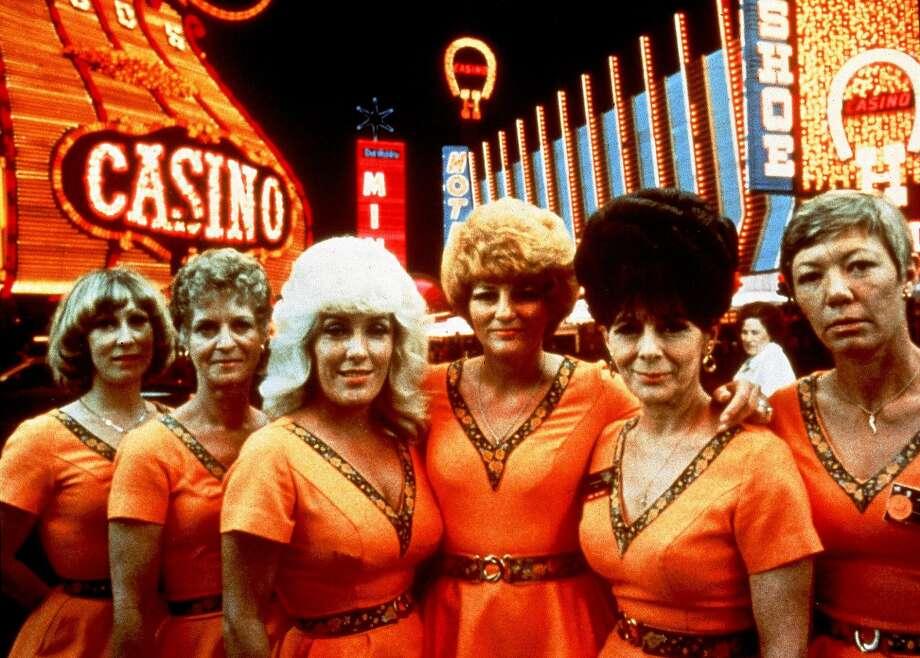 "An image from the classic 1982 experimental film ""Koyaanisqatsi."" Photo: SPA"