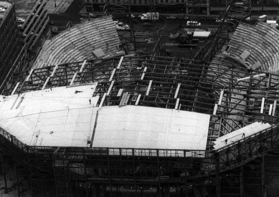 Click through the slideshow to see how Times Union Center has evolved from the Knickerbocker to the Pepsi to what it is today. Photo: Roberta Smith