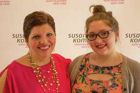Were you Seen at the Susan G. Komen 23rd Annual Survivors' Luncheon on    Saturday    , April 8, 2017 at the Holiday Inn Saratoga Springs    ?