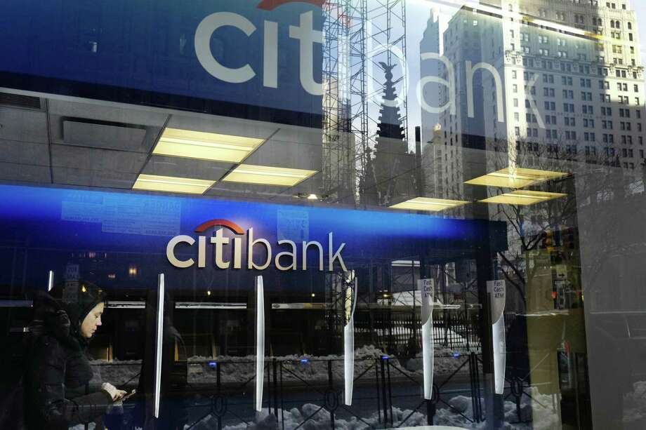 Citigroup reported a first quarter profit that beat analysts' expectations. Like its competitors, Citi benefited from higher trading revenue and interest rates. Photo: Mark Lennihan /Associated Press / Copyright 2017 The Associated Press. All rights reserved.