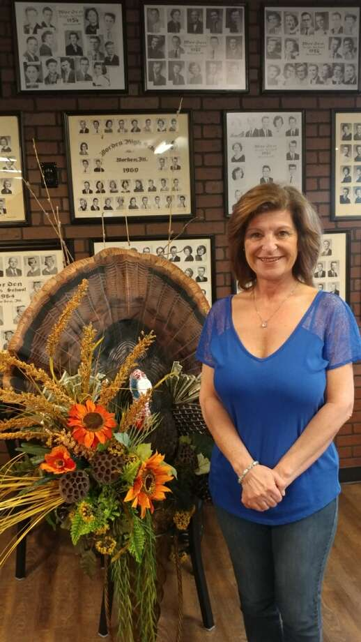 Worden native Beth Behme Adkison is celebrating the opening of her new business, The Wild Turkey Restaurant & Bar, in Worden.
