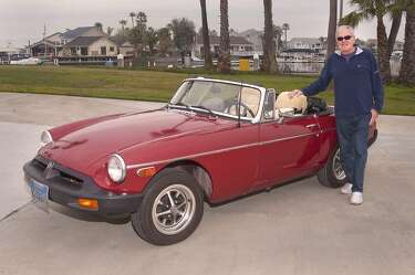 1977 MGB Roadster made to travel Highway 1 - SFGate