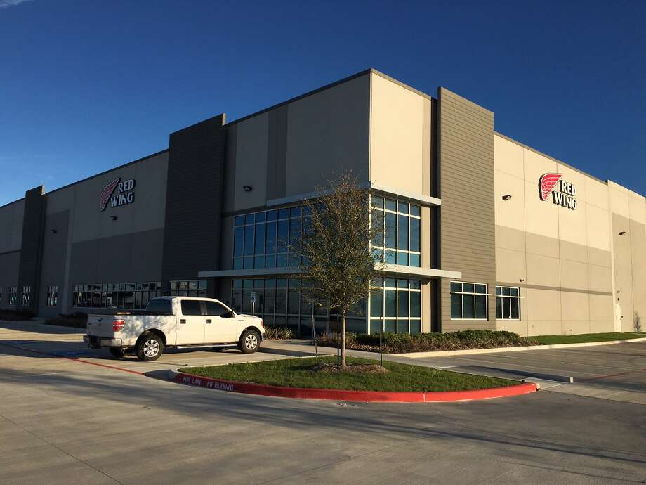 Red Wing Shoes has leased a 29,000-square-foot building at 7256 S. Sam Houston Parkway West at Fort Bend Parkway Toll Road to expand its distribution business for the oil and gas industry. The location is one of four global distribution hubs for the oil and gas business. Red Wing is a provider of shoes and personal safety equipment. Photo: Red Wing Shoes