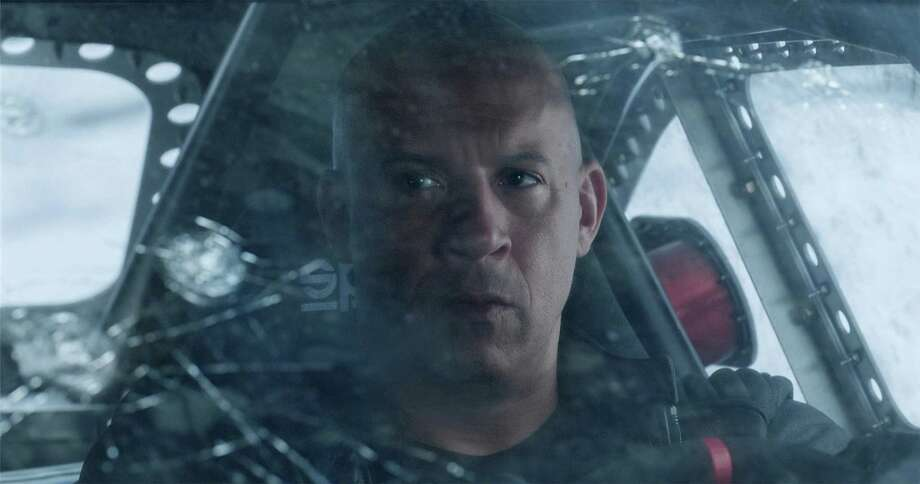 "Dom (Vin Diesel) goes rogue in ""The Fate of the Furious."" Photo: Universal Pictures / TNS"