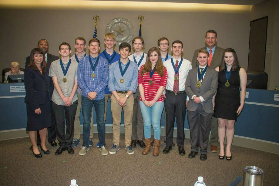 13 Humble ISD students named finalists in National Merit Scholarship Competition. Photo: Courtesy Photo