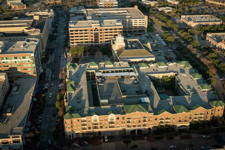 Sugar Land Town Square has restaurants as well as offices, condos, a hotel and a City Hall.