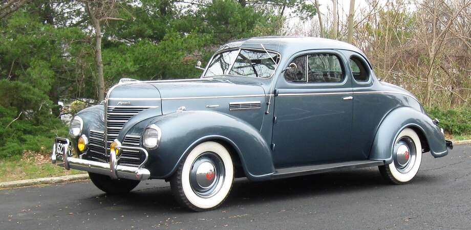 In spring 1978, Jerry Norris was tipped off about a 1939 Plymouth coupe near his California home. Norris inspected the Plymouth and found the very large trunk was full of spare parts, including an engine and transmission. Photo: Motor Matters
