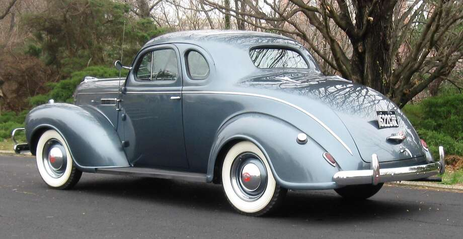 1939 Plymouth Coupe Owner Becomes Self