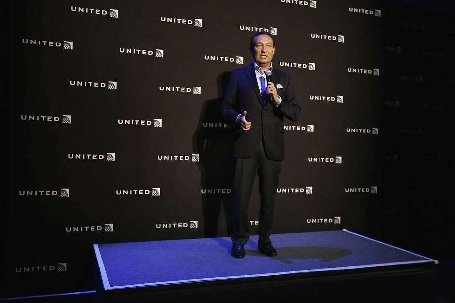 The United fiasco where a passenger was dragged off a United Express flight on Sunday is just the latest example of bad behavior by a company or its employees called out by witnesses with a smartphone. United CEO Oscar Munoz eventually apologized, but not for two days and after first blaming the customer and airport security. Photo: Associated Press File Photo / Copyright 2017 The Associated Press. All rights reserved.