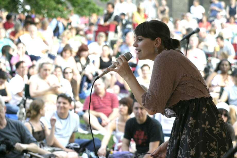 Whitaker Music Festival 2020 Whitaker Music Festival returns to MoBot   San Antonio Express News