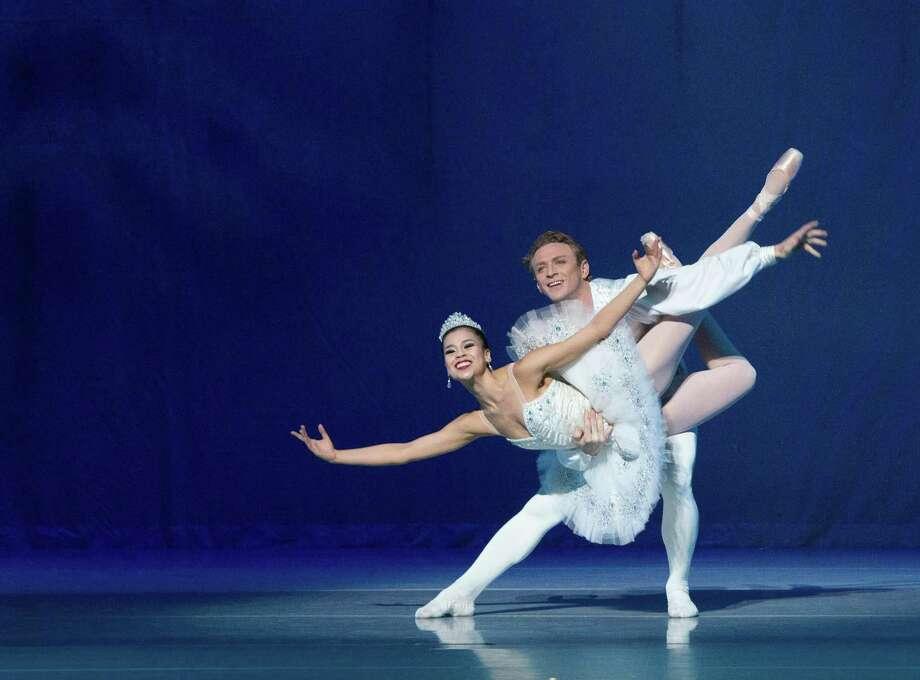 Ballet San Antonio will present its annual The Nutcracker presentation Nov. 24-26, Nov. 30 and Dec. 1-3 at the Tobin Center for the Performing Arts. Tickets are at: tobincenter.org, 210-223-8624. Photo: Courtesy Alexander Devora /Ballet San Antonio